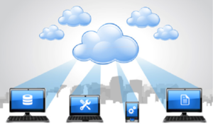 cloud computing desktop laptop mobile clients