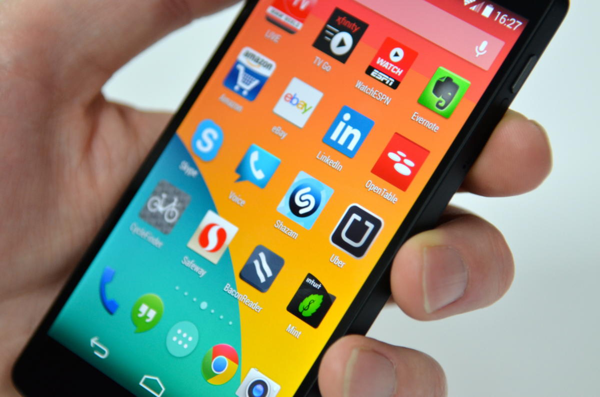 Android apps (2)